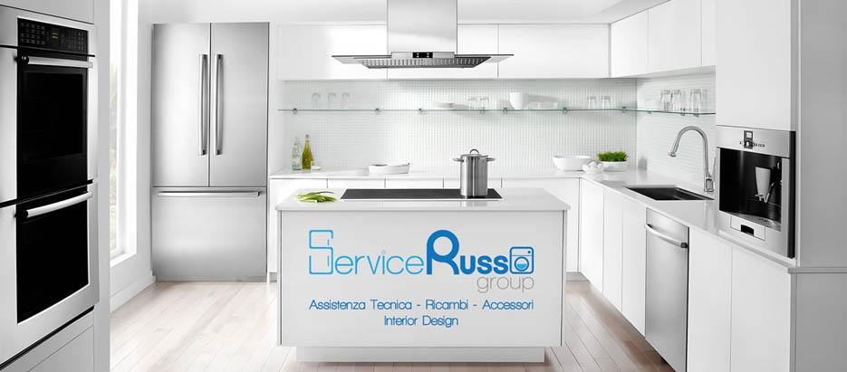 Assistenza e vendita elettrodomestici e ricambi Service Russo Plaset